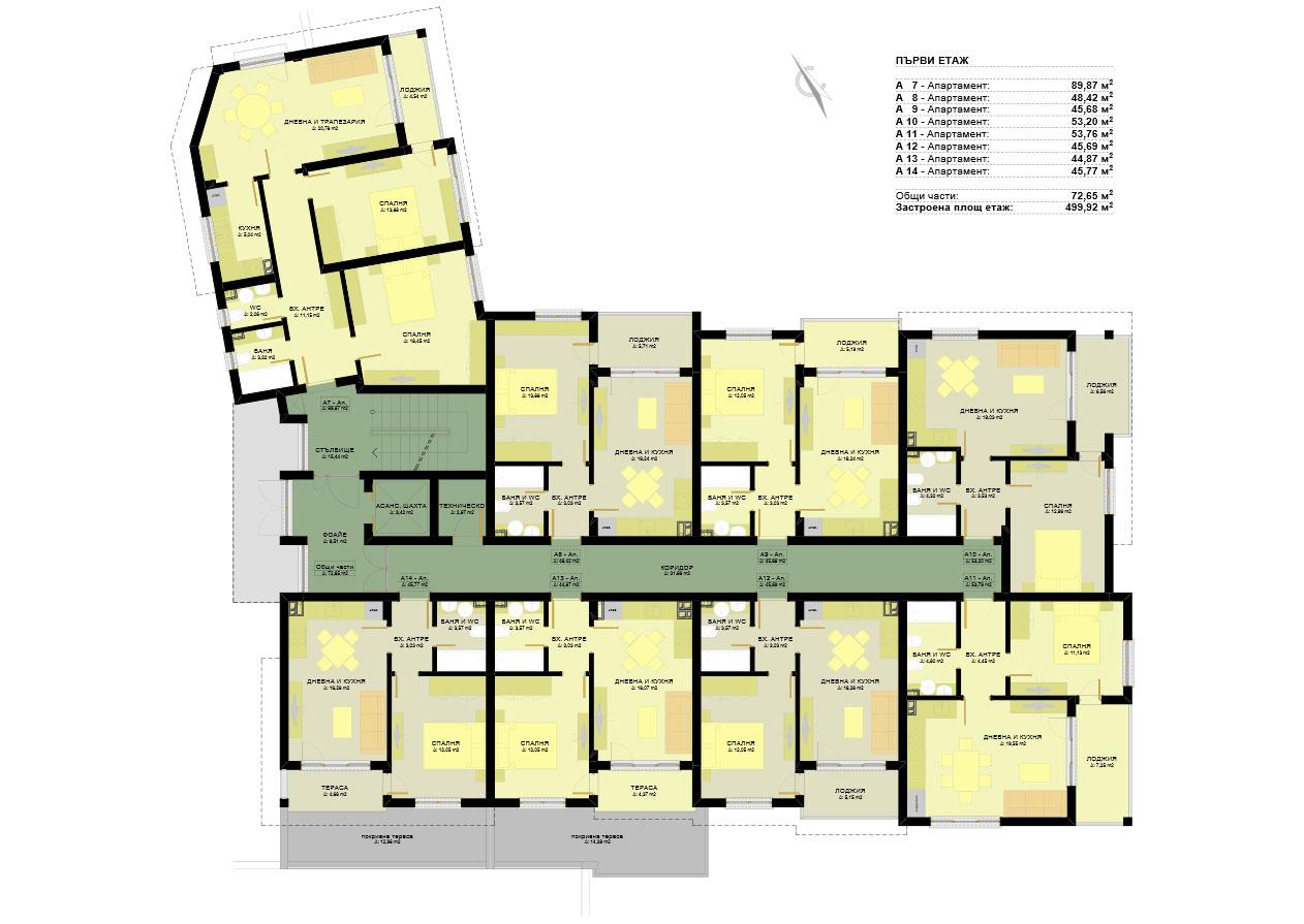 100 Hup Floor Plan 8 1 Gladstone Street Newtown Nsw